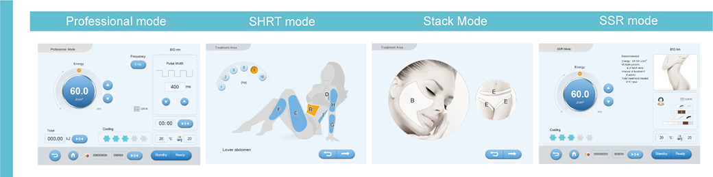 ST801-laser-hair-removal-mode